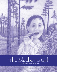 The Blueberry Girl Cover